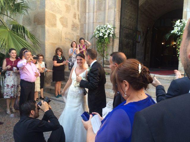 La boda de Sergio y Rocío en Mérida, Badajoz 4
