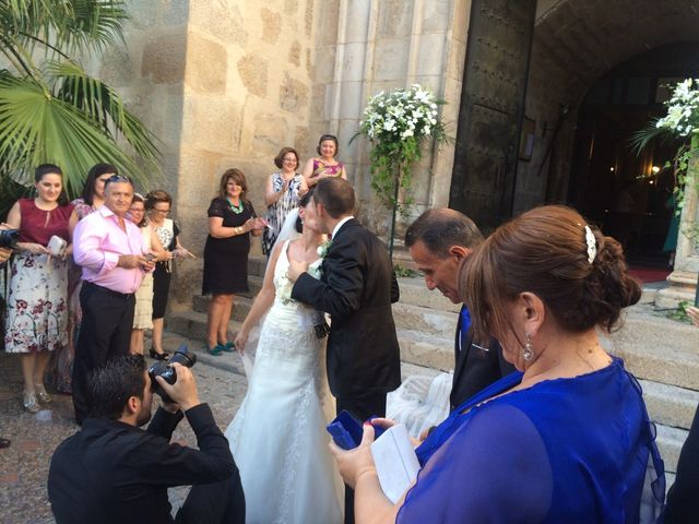 La boda de Sergio y Rocío en Mérida, Badajoz 5