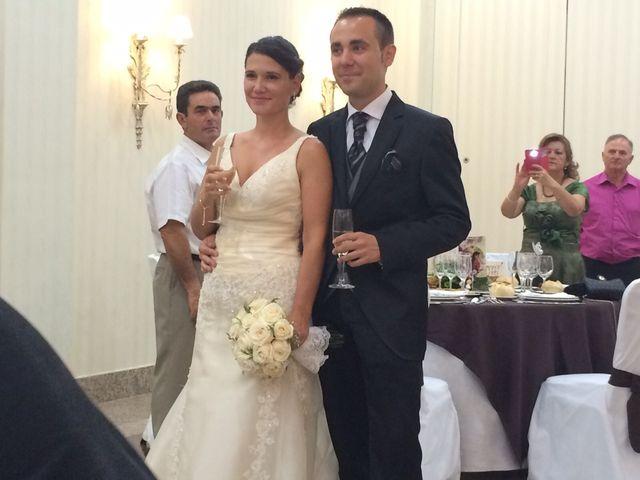 La boda de Sergio y Rocío en Mérida, Badajoz 6