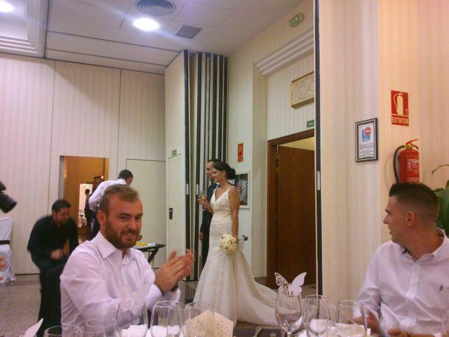 La boda de Sergio y Rocío en Mérida, Badajoz 8