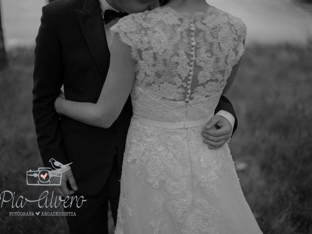 La boda de Juan Luis y Yara en Amurrio, Álava 17