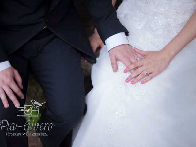 La boda de Juan Luis y Yara en Amurrio, Álava 21