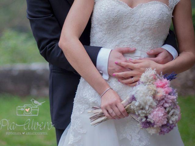 La boda de Juan Luis y Yara en Amurrio, Álava 22