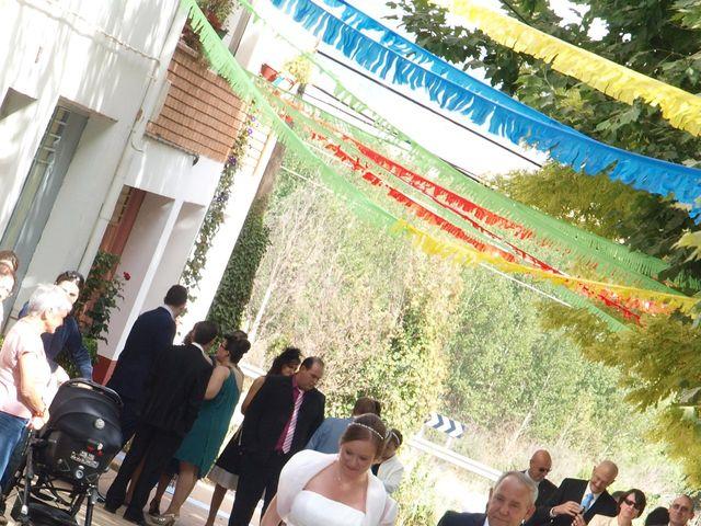 La boda de Emi y Carlos en Teruel, Teruel 7