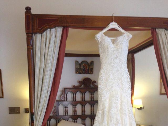 La boda de Javi y Sandra en Guadalupe, Cáceres 12