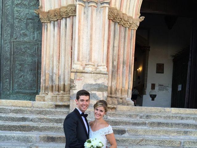 La boda de Javi y Sandra en Guadalupe, Cáceres 16