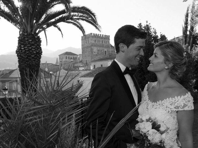 La boda de Javi y Sandra en Guadalupe, Cáceres 2