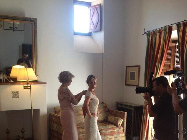 La boda de Javi y Sandra en Guadalupe, Cáceres 18