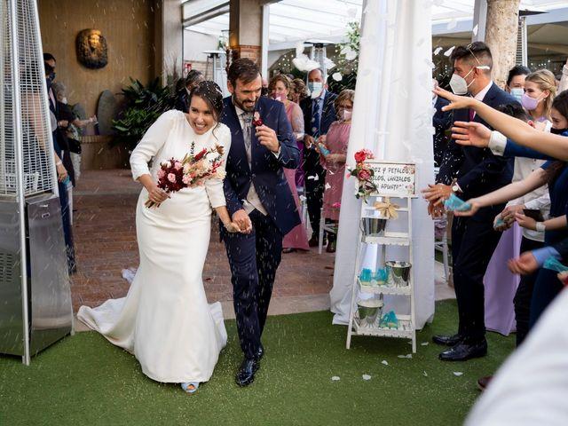 La boda de Pedro y Irene en Madrid, Madrid 3