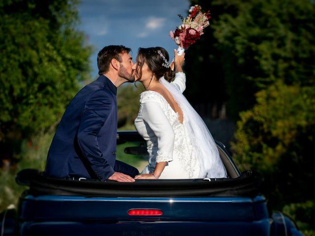La boda de Pedro y Irene en Madrid, Madrid 1