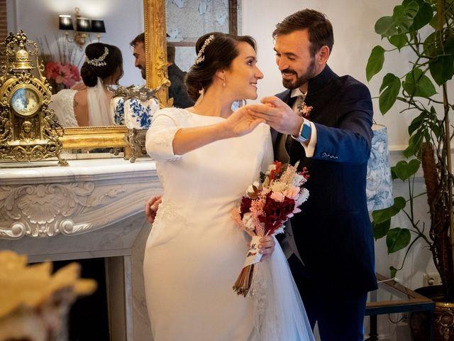 La boda de Pedro y Irene en Madrid, Madrid 5