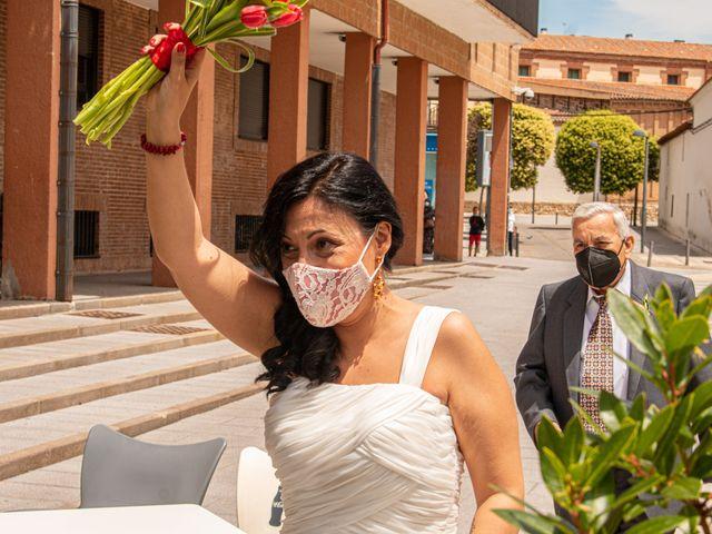 La boda de Ramón y Mayte en Madrid, Madrid 14