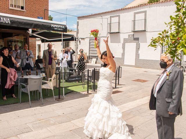 La boda de Ramón y Mayte en Madrid, Madrid 16
