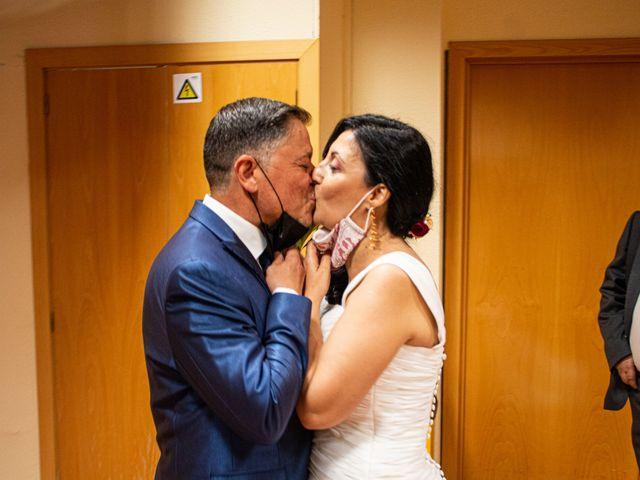 La boda de Ramón y Mayte en Madrid, Madrid 17