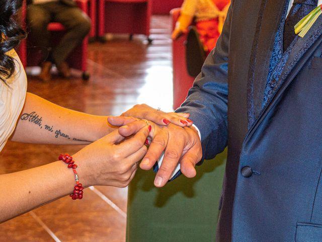 La boda de Ramón y Mayte en Madrid, Madrid 19
