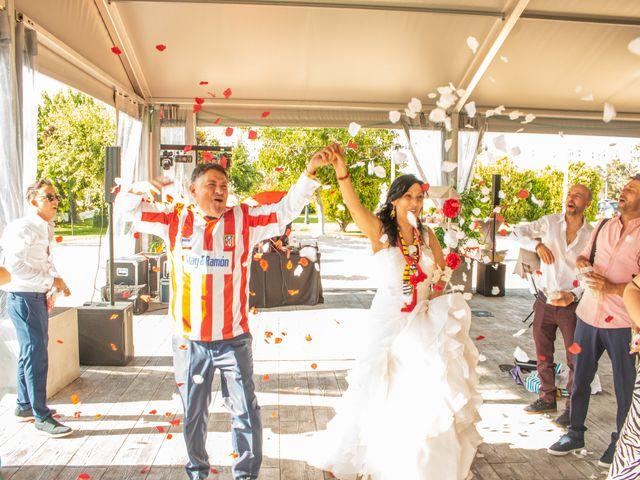 La boda de Ramón y Mayte en Madrid, Madrid 55
