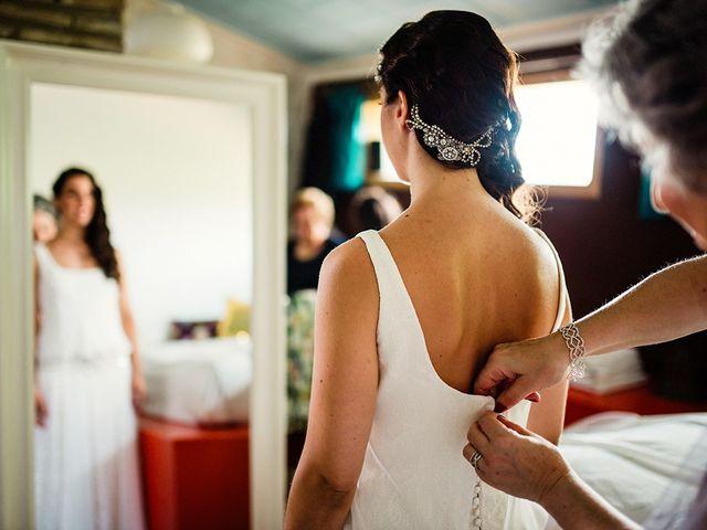 La boda de Oriol y Clara en Riudecolls, Tarragona 6