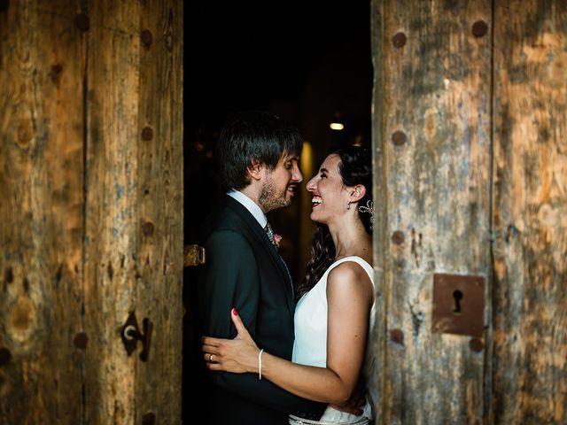 La boda de Clara y Oriol