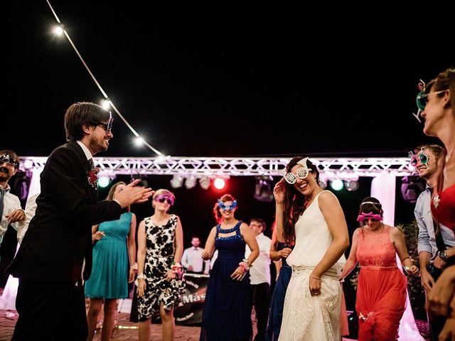 La boda de Oriol y Clara en Riudecolls, Tarragona 9