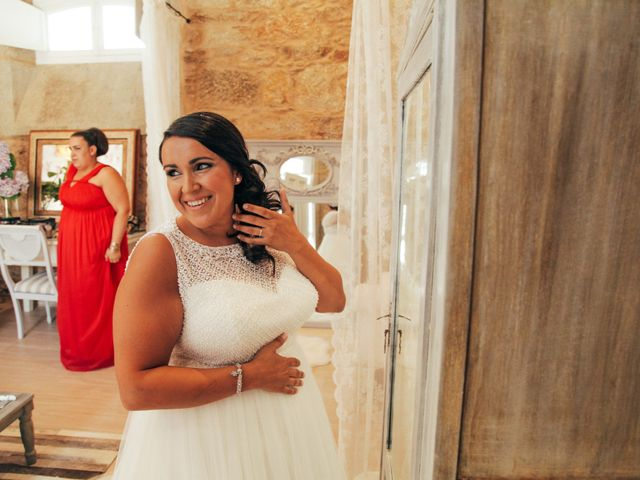 La boda de Dani y Lore en Vilagarcía de Arousa, Pontevedra 5