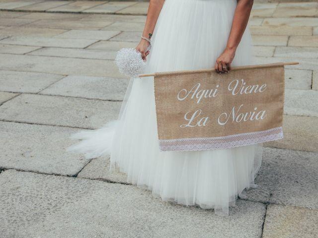La boda de Dani y Lore en Vilagarcía de Arousa, Pontevedra 8