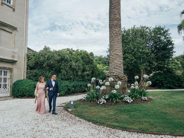 La boda de Dani y Lore en Vilagarcía de Arousa, Pontevedra 17