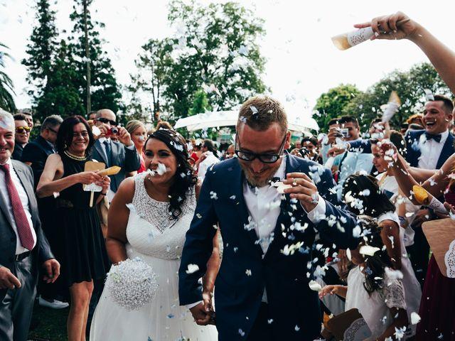 La boda de Dani y Lore en Vilagarcía de Arousa, Pontevedra 21