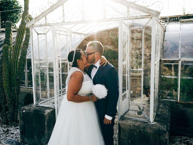 La boda de Dani y Lore en Vilagarcía de Arousa, Pontevedra 22