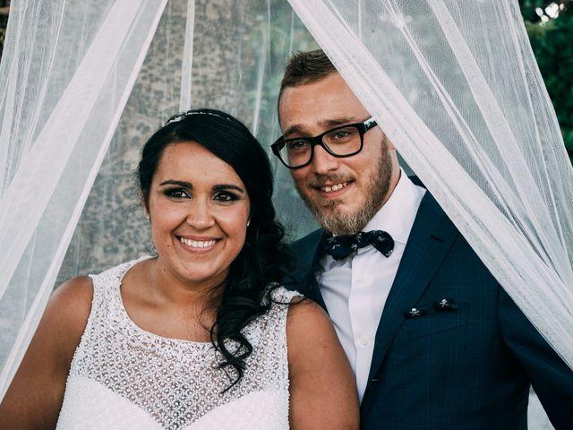La boda de Lore y Dani