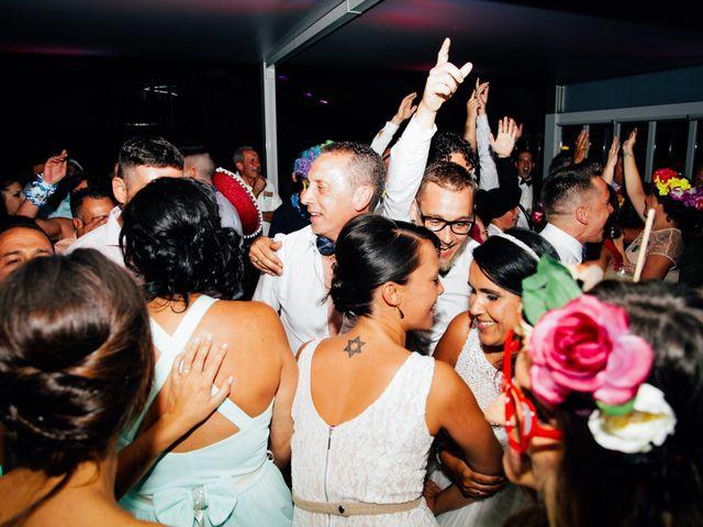 La boda de Dani y Lore en Vilagarcía de Arousa, Pontevedra 27