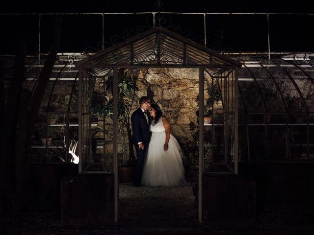 La boda de Dani y Lore en Vilagarcía de Arousa, Pontevedra 2