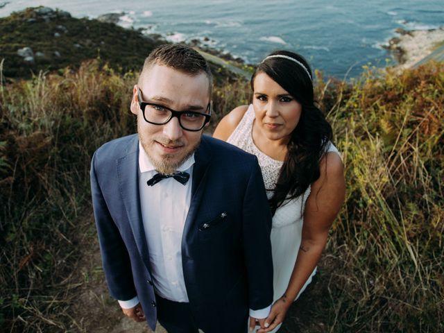 La boda de Dani y Lore en Vilagarcía de Arousa, Pontevedra 34