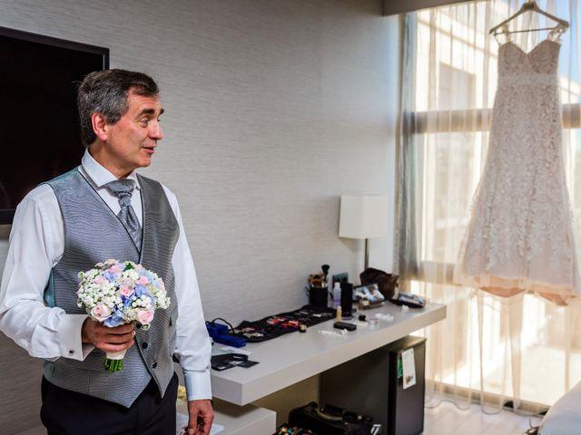 La boda de Esmilin y Diana en Sant Cugat Del Valles, Barcelona 39