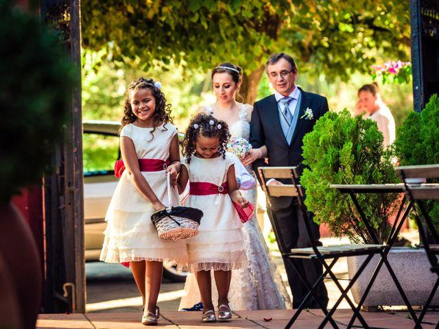 La boda de Esmilin y Diana en Sant Cugat Del Valles, Barcelona 47