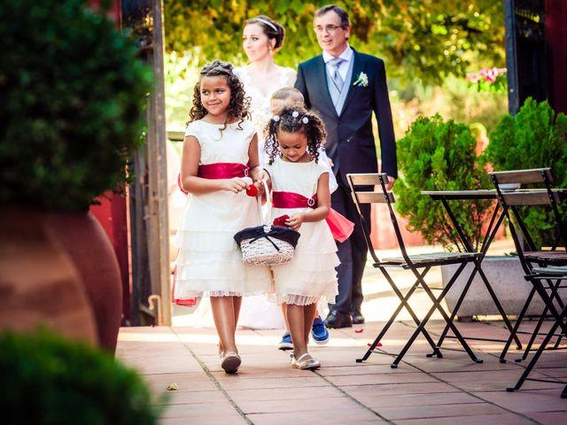 La boda de Esmilin y Diana en Sant Cugat Del Valles, Barcelona 48