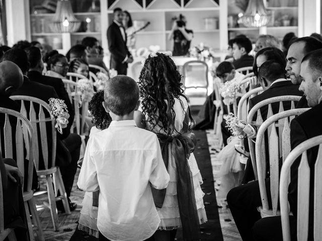 La boda de Esmilin y Diana en Sant Cugat Del Valles, Barcelona 50