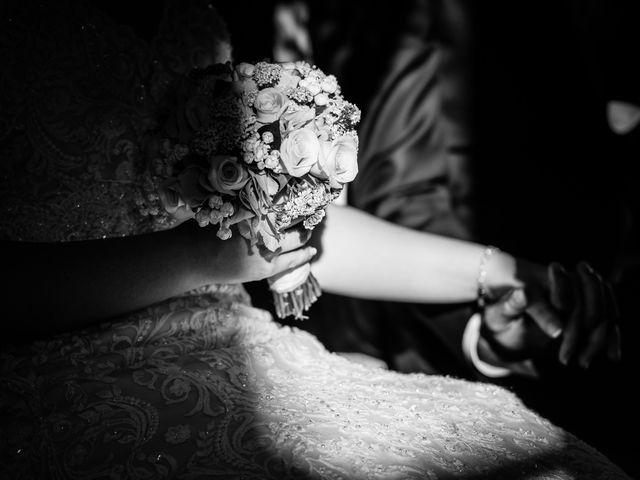 La boda de Esmilin y Diana en Sant Cugat Del Valles, Barcelona 61