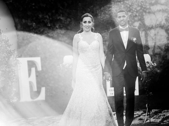 La boda de Esmilin y Diana en Sant Cugat Del Valles, Barcelona 108