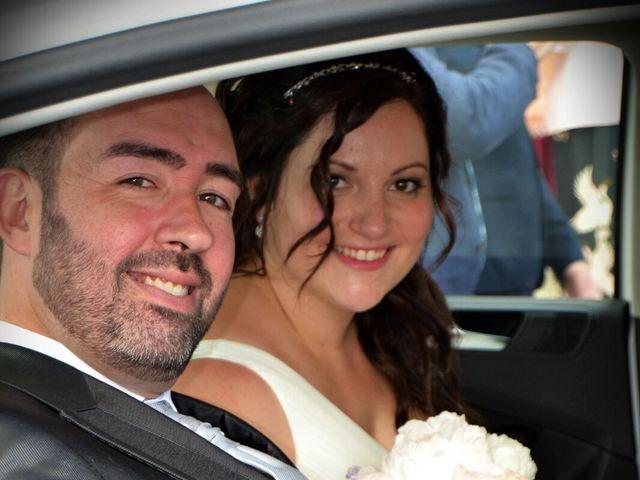 La boda de Sandra y Víctor