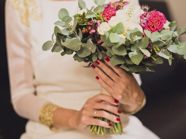 La boda de David y Esther en Bétera, Valencia 14