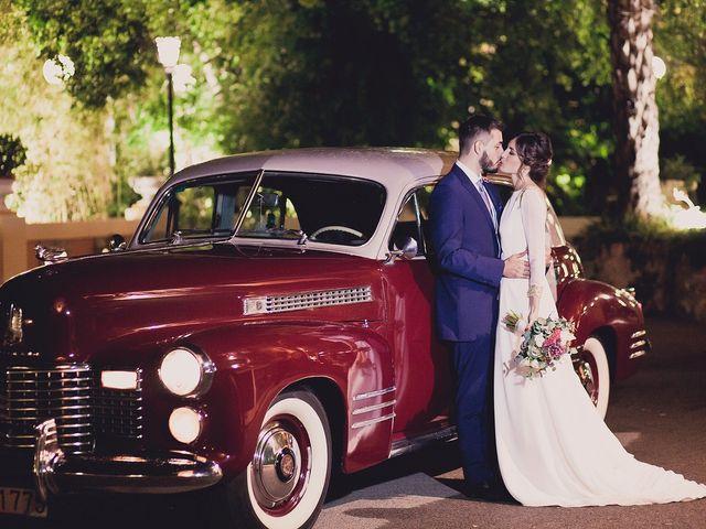 La boda de David y Esther en Bétera, Valencia 33