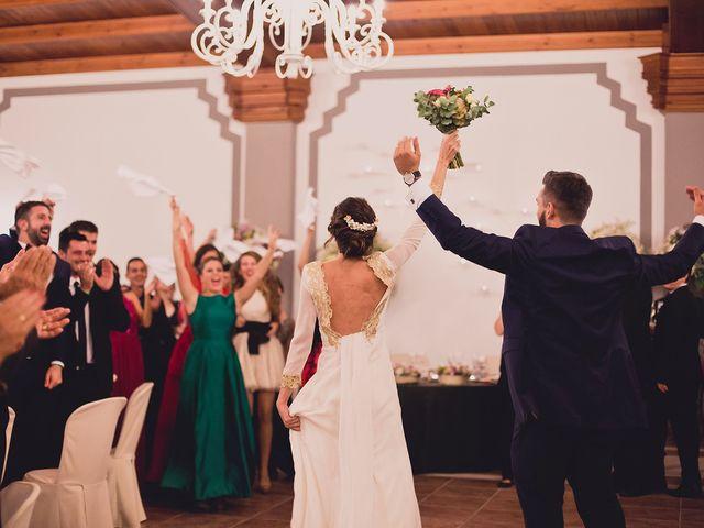 La boda de David y Esther en Bétera, Valencia 36