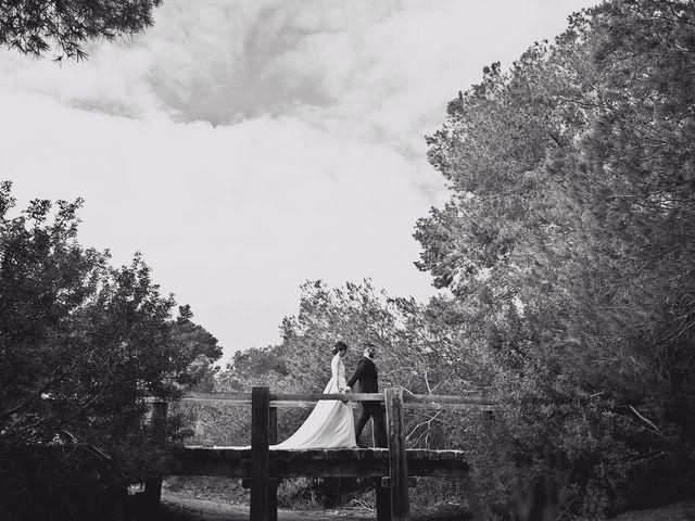 La boda de David y Esther en Bétera, Valencia 50