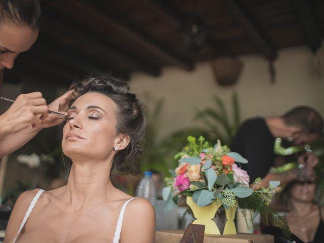 La boda de Martín y Elena en Portinatx, Islas Baleares 1