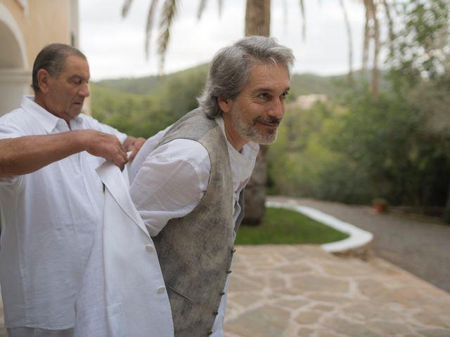 La boda de Martín y Elena en Portinatx, Islas Baleares 9