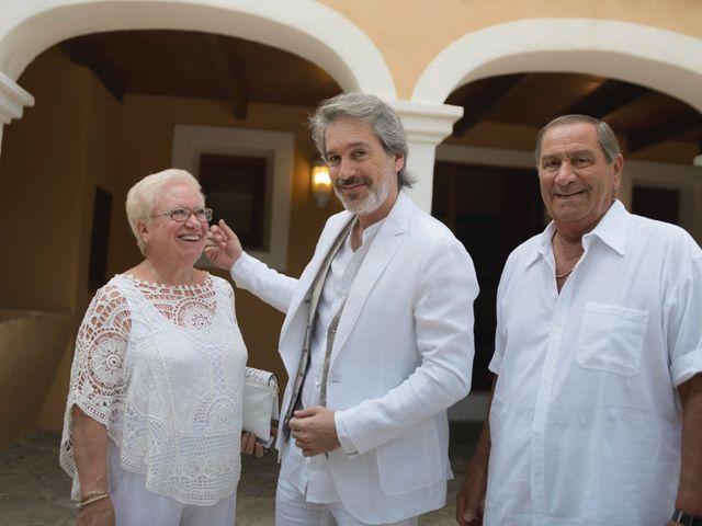 La boda de Martín y Elena en Portinatx, Islas Baleares 10