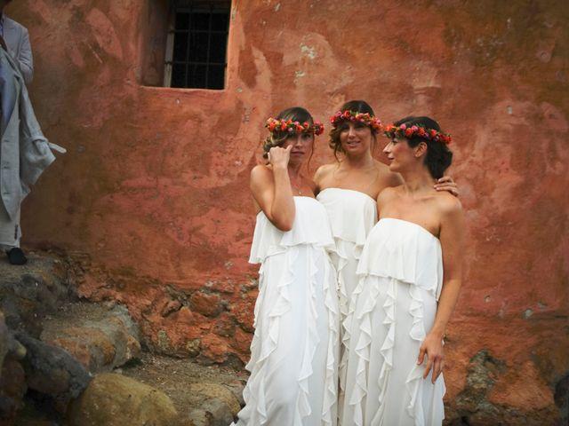 La boda de Martín y Elena en Portinatx, Islas Baleares 14