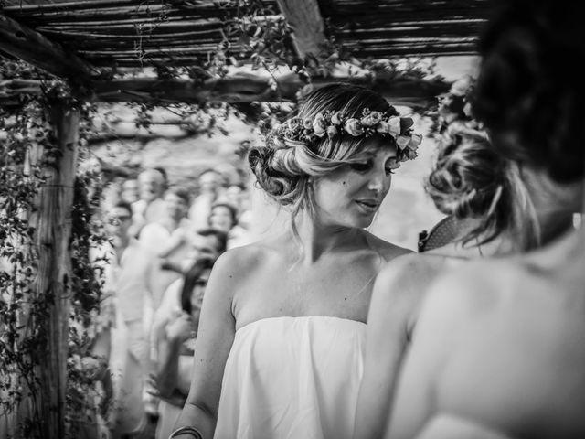 La boda de Martín y Elena en Portinatx, Islas Baleares 15