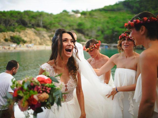 La boda de Martín y Elena en Portinatx, Islas Baleares 17
