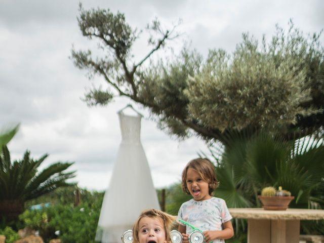 La boda de Martín y Elena en Portinatx, Islas Baleares 5